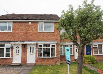 Thumbnail 2 bed town house for sale in Orrin Close, York