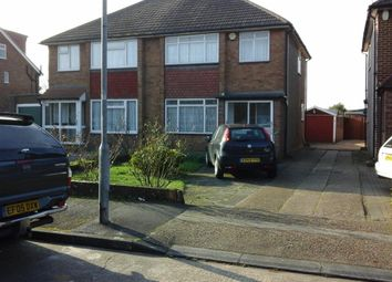 Thumbnail 3 bed semi-detached house for sale in Manor Way Business Centre, Marsh Way, Rainham