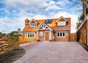 Thumbnail 3 bed detached bungalow for sale in The Crescent, Bradenhurst Close, Caterham, Surrey