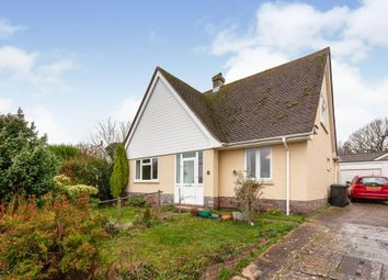Thumbnail 3 bed bungalow for sale in Highwoods Avenue, Bexhill-On-Sea