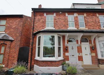 Thumbnail 4 bed semi-detached house for sale in 21 Elletson Street, Poulton-Le-Fylde
