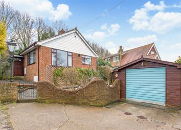 Thumbnail 2 bed detached bungalow for sale in Mill Road, Lewes