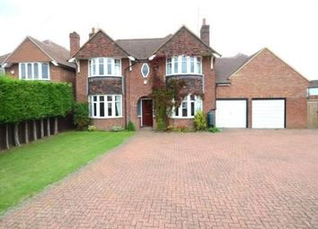Thumbnail 5 bedroom detached house to rent in Hilltop Road, Earley, Reading