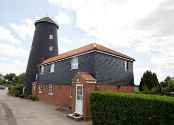 Thumbnail 6 bed detached house for sale in Norwich Road, Yaxham, Dereham