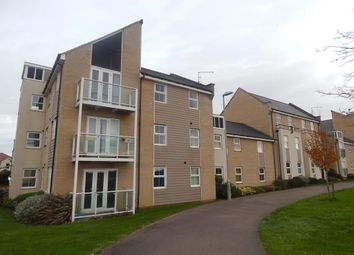 Thumbnail 3 bed flat to rent in Stone Hill, St. Neots