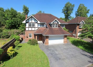 Thumbnail 5 bed detached house for sale in Averbury House, Poachers Gate, Telford