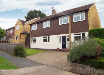 Thumbnail 5 bed detached house for sale in Rosehill, Claygate, Esher