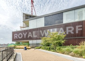 Thumbnail 2 bed property for sale in Parkview Place, Royal Wharf, Silvertown, London