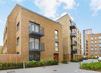 Thumbnail 1 bed flat for sale in Cleveley Court, Ashton Reach, London