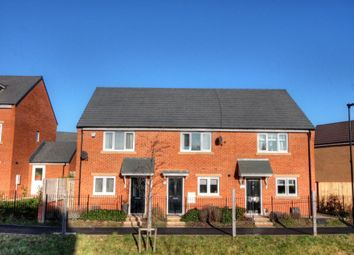 Thumbnail 2 bed terraced house for sale in Crosslands Court, Newcastle Upon Tyne