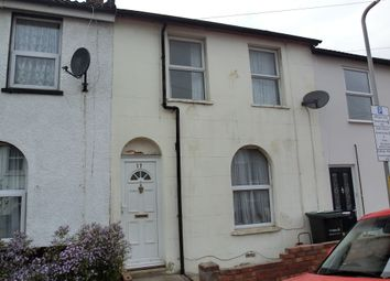 Thumbnail 3 bedroom terraced house to rent in Cutmore Street, Gravesend
