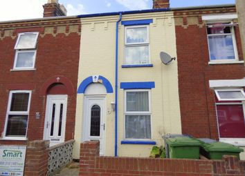 Thumbnail 3 bed terraced house for sale in St. Andrews Road, Gorleston, Great Yarmouth