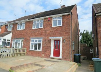 Thumbnail 3 bed semi-detached house to rent in Ridgley Road, Tile Hill, Coventry