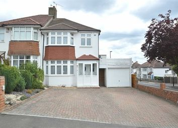 Thumbnail 3 bed semi-detached house for sale in Lyndhurst Road, Coulsdon
