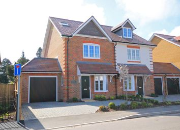 Thumbnail 3 bed semi-detached house to rent in Sway, Lymington, Hampshire