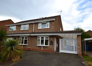 Thumbnail 2 bedroom semi-detached house for sale in Cabot Grove, Perton, Wolverhampton
