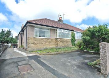 Thumbnail 2 bed semi-detached bungalow for sale in Burton Avenue, Lancaster