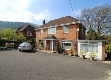 Thumbnail 3 bed detached house for sale in Gypsy Lane, Llanfoist, Abergavenny, Monmouthshire