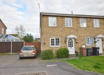 Thumbnail 2 bed end terrace house for sale in Warton Green, Luton