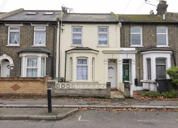 Thumbnail 4 bed terraced house for sale in Boundary Road, London