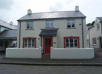 Thumbnail 3 bed detached house for sale in Strawberry Close, Little Haven, Haverfordwest
