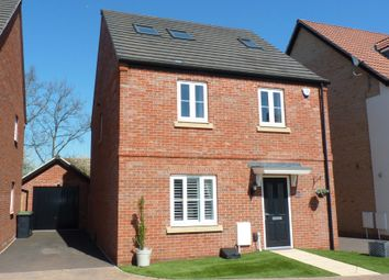 Thumbnail 6 bed detached house for sale in Prince Georges Drive, Sandy