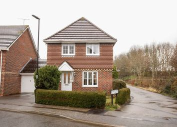 Thumbnail 3 bed detached house for sale in Bluebell Way, Burgess Hill
