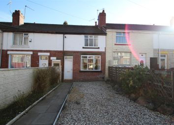 Thumbnail 2 bed terraced house to rent in Cecil Avenue, Hanley, Stoke-On-Trent