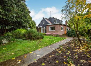 Thumbnail 4 bed bungalow for sale in Fairfield Road, Framlingham, Woodbridge