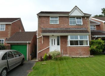Thumbnail 3 bed detached house to rent in Willow Walk, Honiton, Devon