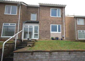 3 bed semi-detached house for sale in Heol Tyn-Y-Fron, Penparcau, Aberystwyth SY23