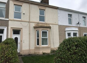 Thumbnail 4 bed terraced house for sale in Albert Road, Jarrow