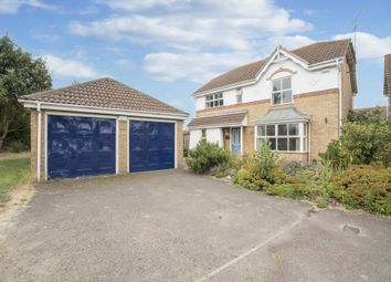 Thumbnail 4 bedroom detached house for sale in Bell Walk, Southend-On-Sea, Essex
