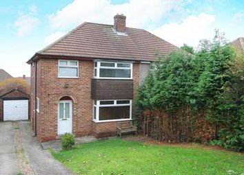 Thumbnail 3 bedroom semi-detached house for sale in Audrey Road, Sheffield, South Yorkshire