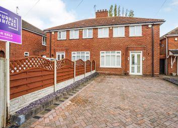 Windyridge Road, Sutton Coldfield B76. 3 bed semi-detached house for sale