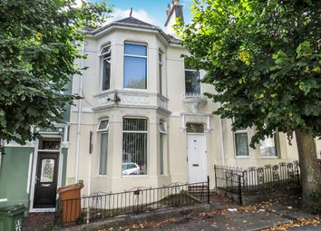 4 bed terraced house for sale in Seymour Avenue, Lipson, Plymouth PL4