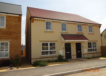 Thumbnail 3 bed terraced house to rent in Great Mead, Yeovil