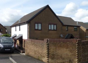 Thumbnail 2 bed property to rent in Glamorgan Court, Aberaman, Aberdare