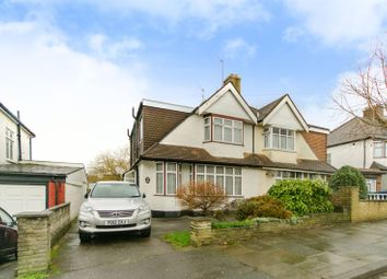 Thumbnail 4 bedroom semi-detached house for sale in Woodfall Avenue, High Barnet