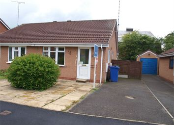 Thumbnail 2 bedroom semi-detached bungalow for sale in The Carousels, Burton-On-Trent, Staffordshire