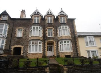 Thumbnail 1 bed flat to rent in Brynymor Road, Aberystwyth