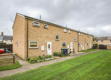 Thumbnail 2 bed end terrace house for sale in Church Close, Great Wilbraham, Cambridge