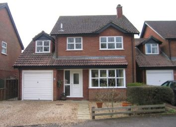 Thumbnail 4 bed detached house to rent in Crooked Hays Close, Marchwood