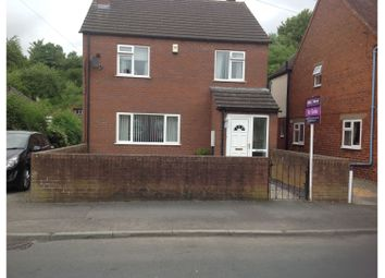 Thumbnail 3 bed detached house for sale in Steventon New Road, Ludlow