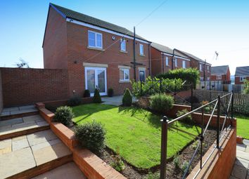 Thumbnail 4 bed detached house for sale in Drummond Way, Shildon