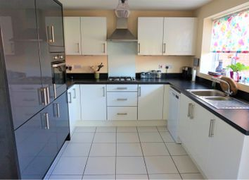 Thumbnail 4 bed detached house for sale in Causer Road, Barton Under Needwood, Burton-On-Trent