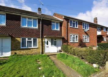 Thumbnail 3 bed terraced house for sale in Tenterden Drive, Canterbury, Kent