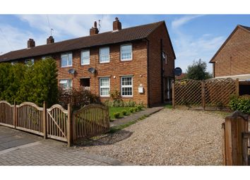 Thumbnail 3 bedroom end terrace house for sale in Mounthurst Road, Bromley