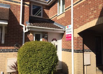 Thumbnail 3 bed terraced house for sale in Blackthorn Court, Soham, Ely