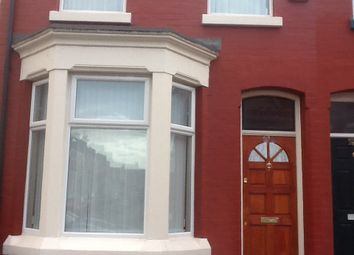 Thumbnail 2 bed terraced house to rent in Molyneux Road, Kensington, Kensington, Liverpool